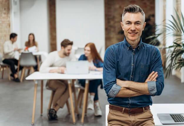 economia colaborativa lider