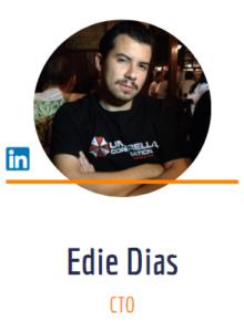 Edie Dias - CTO