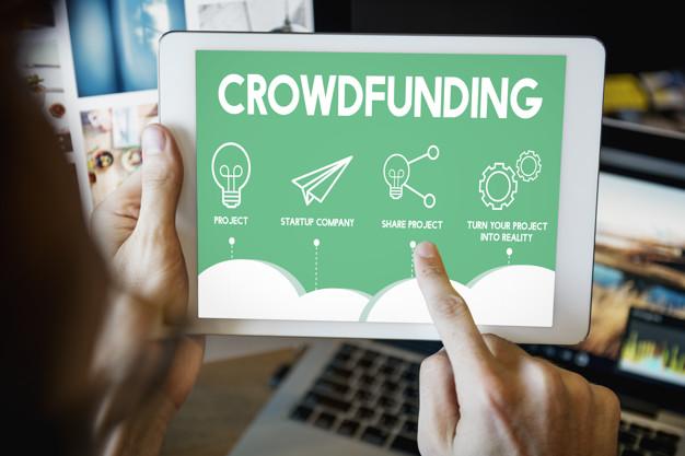 financiamento coletivo tablet